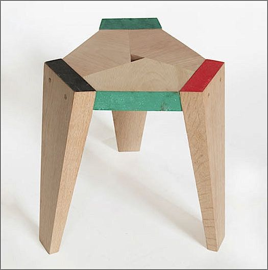 Diy stool & simple way to spice up a plain table that can very easily be made ... islam-shia.org
