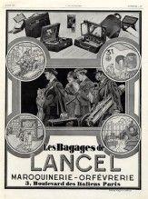 Lancel (Luggage) 1928 Aviona