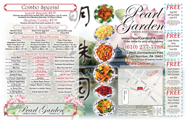 Pearl Garden Chinese Restaurant Best Chinese