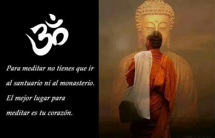 Medita desde tu corazón