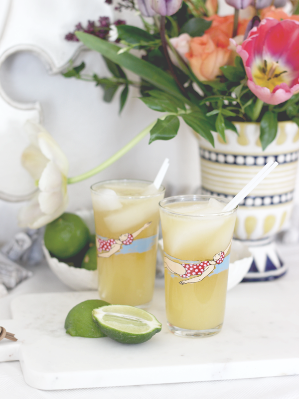 A Fabulous Fete: how to mix a decent margarita // cocktails