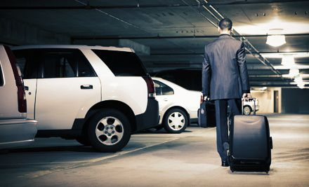 Newark Airport Parkingmany Travelers At One Point Or