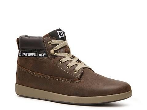 6d81a14206 Caterpillar CODE Poe Sneaker Boot Awesome Shoes
