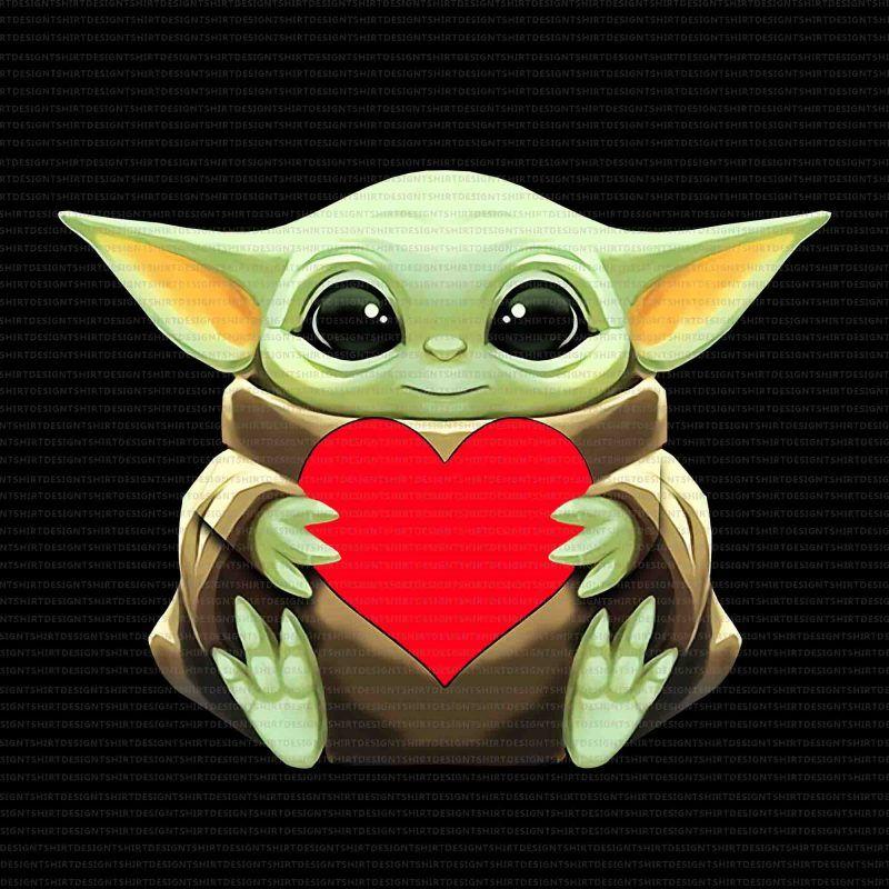 Baby Yoda Heart Png Baby Yoda Heart Baby Yoda Valentines Png Happy Valentine S Day Png Happy Valentine S Day Baby Yoda Png Happy Valentine S Day Baby Yoda T Sh Zeichentrick Zeichnungen Niedlich