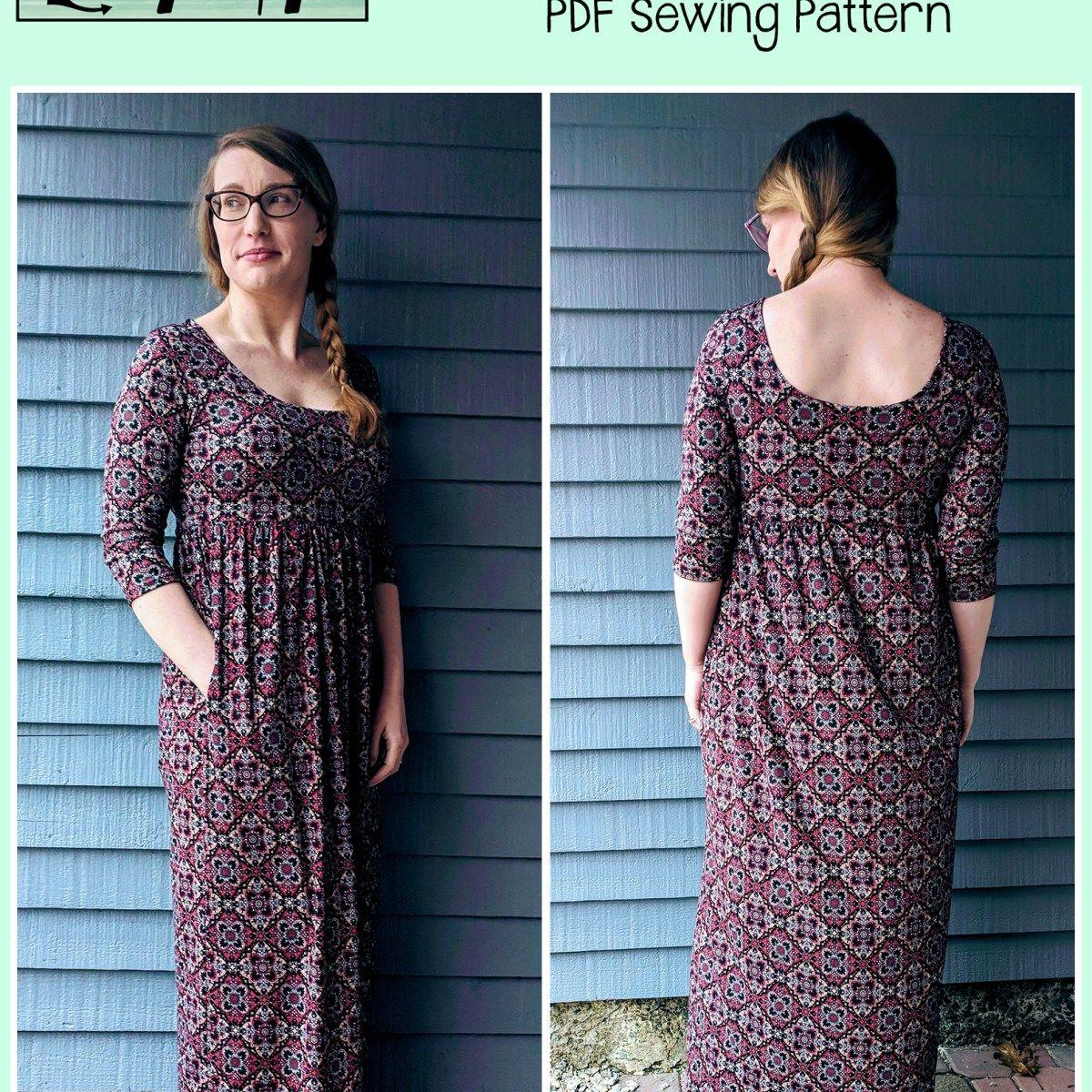 Boundless Knit Dress Knit Dress Pattern Bodysuit Pattern Knit