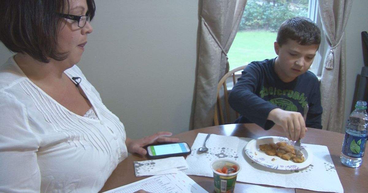 10/07/15   9 year old able to eat again after treatment in Atlanta.