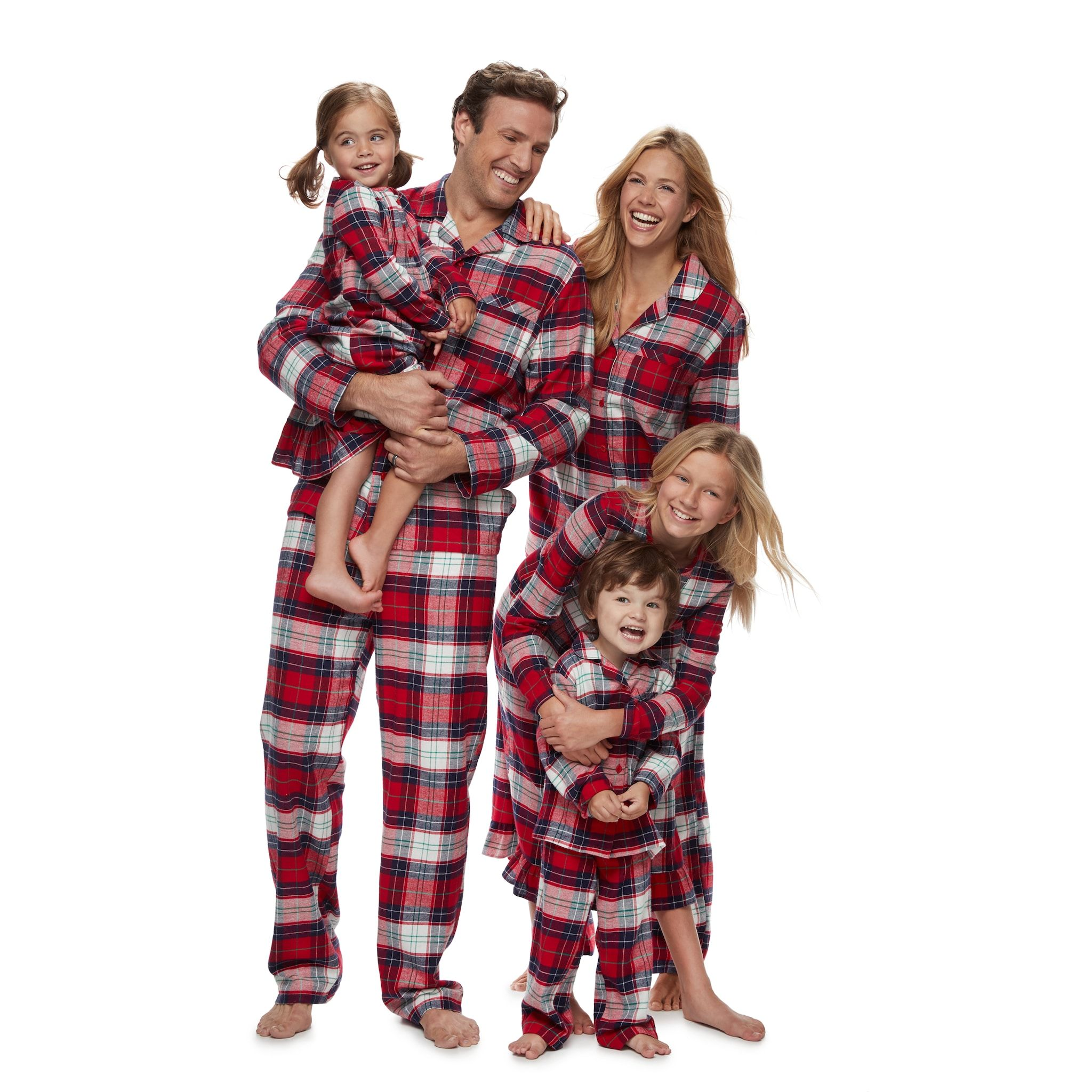 8bd012766ac Jammies For Your Families Plaid Flannel Pajamas