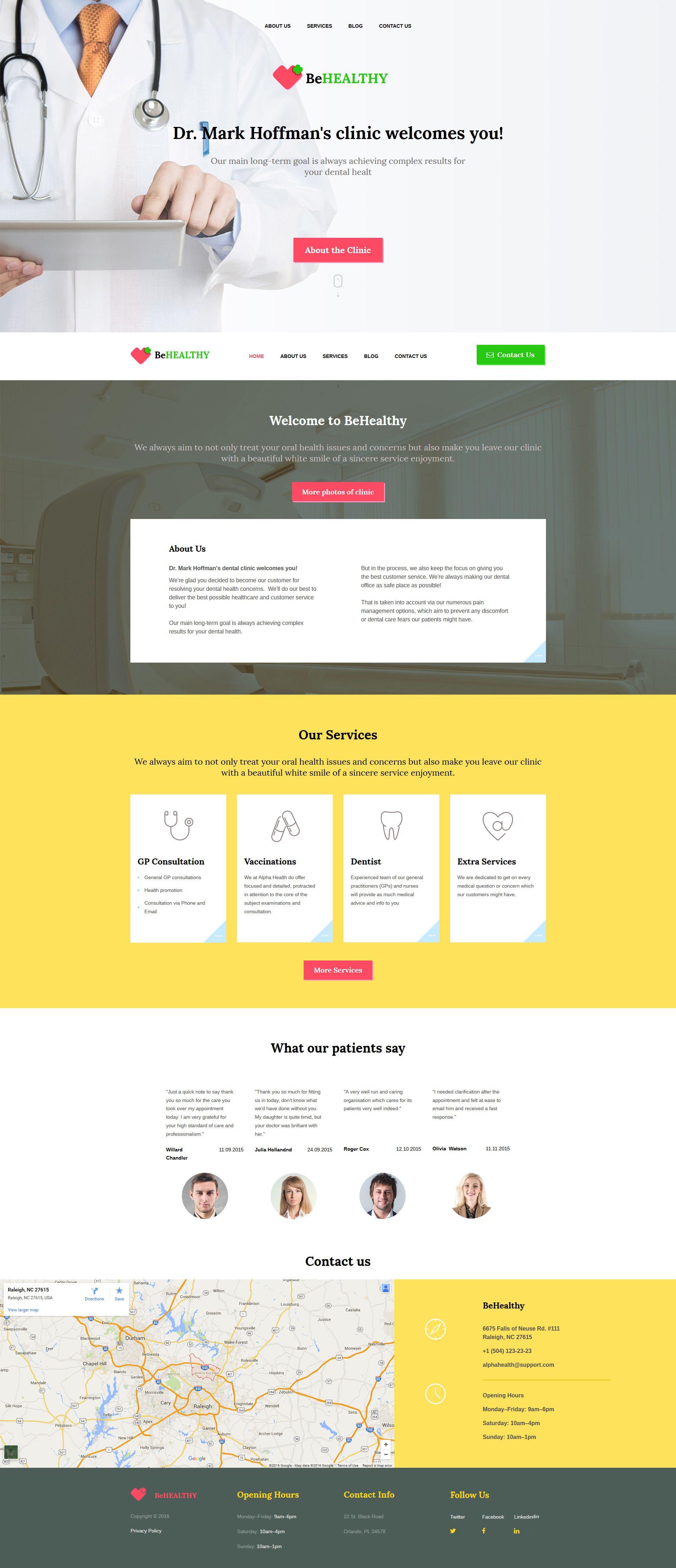 medical responsive moto cms 3 template web design inspiration