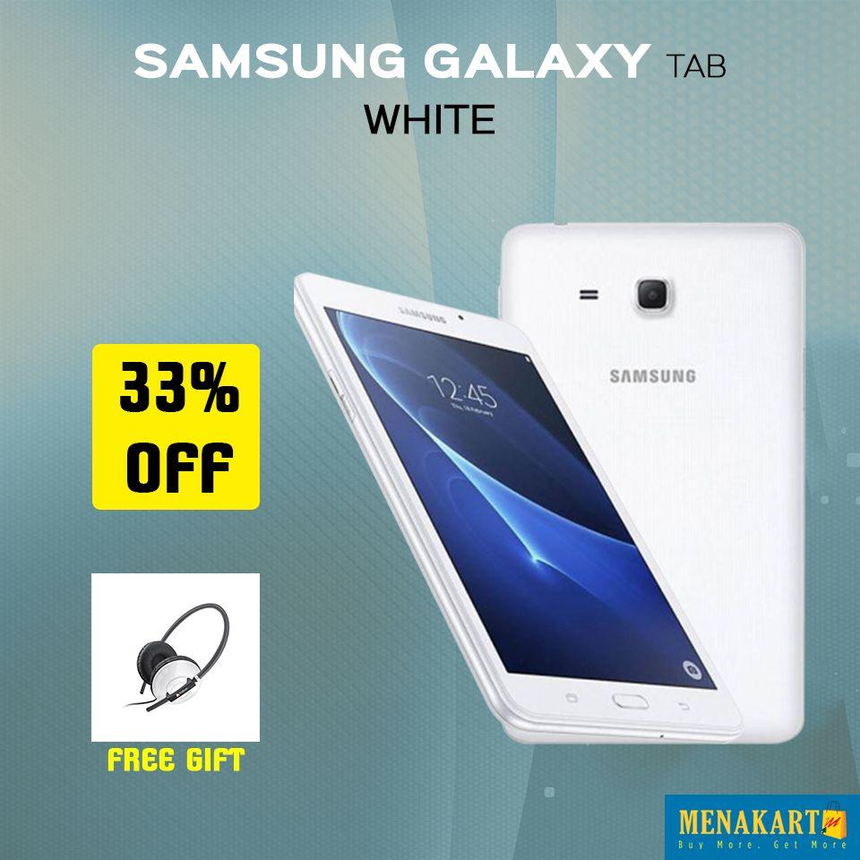 Samsung Galaxy Tab A T285 2016 7 Inch 8gb 4g Lte White
