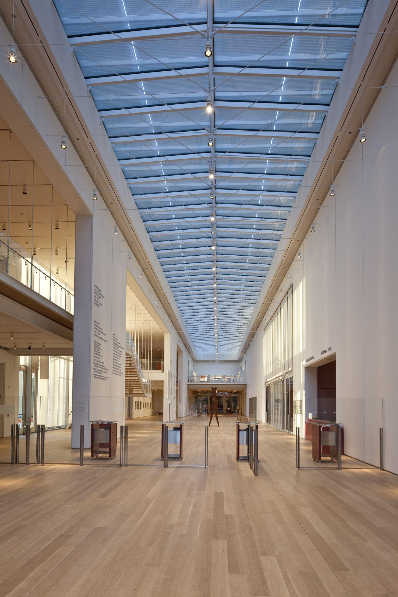Chicago Art Institute Modern Wing Usa. Architectural