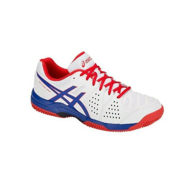 tenis asics gel padel pro 3 sg coral br34fa3f6