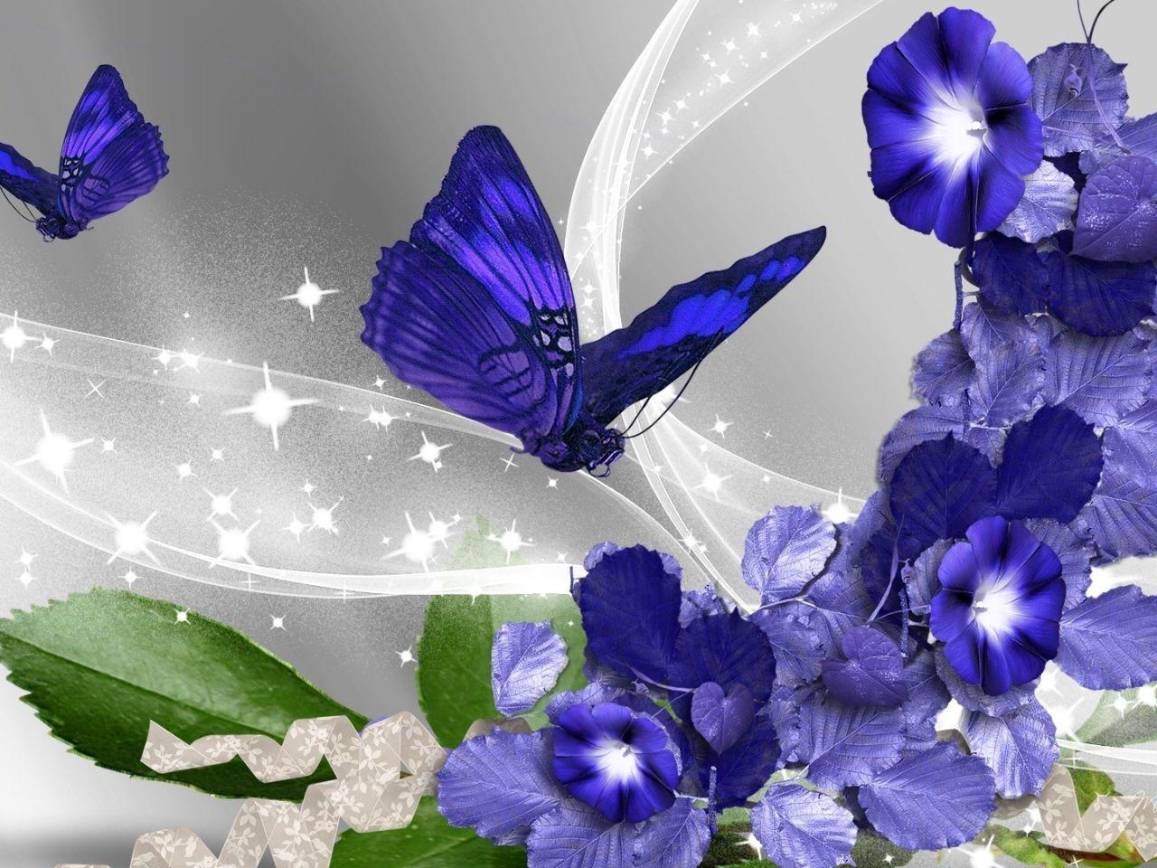 Flores mariposas im genes fondos de pantalla fondos for Fondos para pc gratis