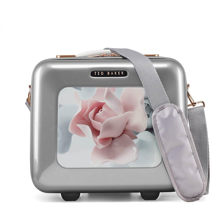 Luggage Ted Baker Take Flight TBW104 Vanity Case Porcelain Rose ... 9592604d9b