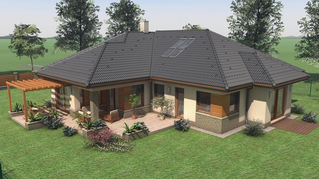 7 Modelos De Casas De Campo Bien Sencillas Model House Plan Beach House Plans House Exterior