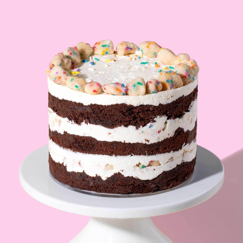 Chocolate Birthday Cake Milk bar birthday cake, Savoury