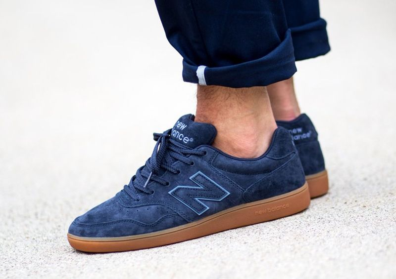 avis basket New Balance CT288N Navy Gum | Sneakers en 2019