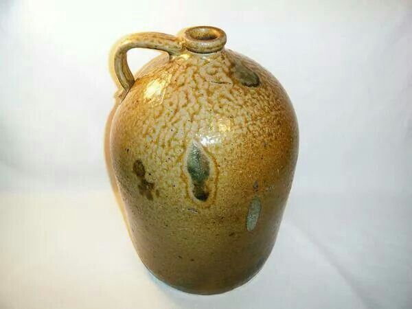 Alabama pottery