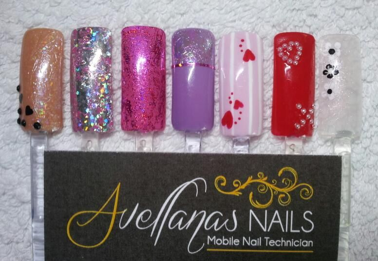 Nail Art Mobile nails, Mobile nail technician, Nails