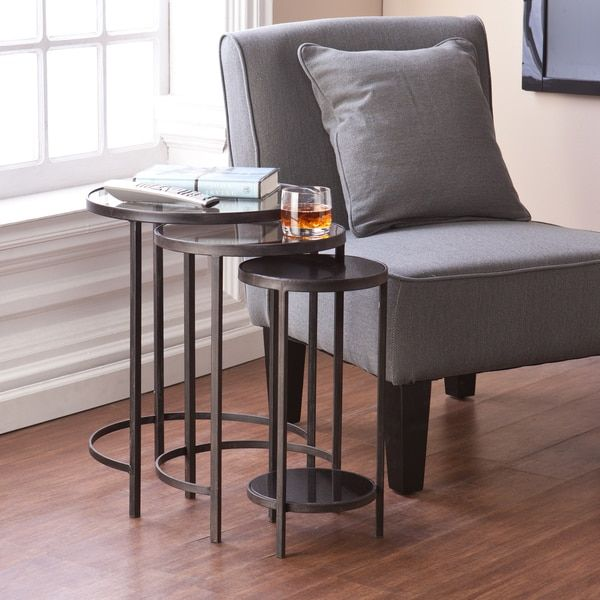 Holly U0026 Martin Ocelle 3 Piece Nesting Table Set $96