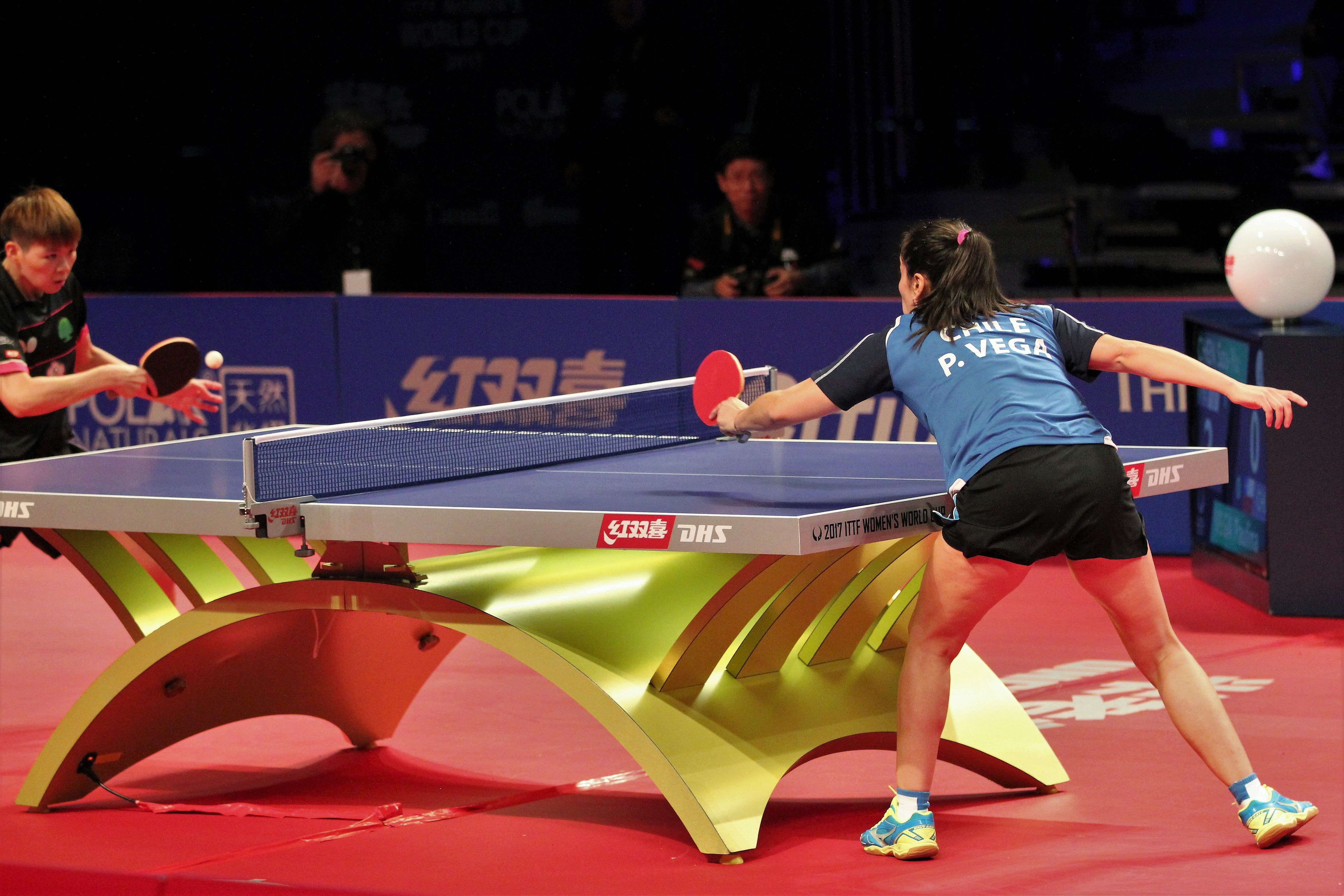 Swscd Highlights From The 2017 Uncle Pop Women S World Cup Of Table Tennis Table Tennis Women S World Cup World Cup