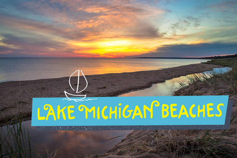 Michigan Beaches: 6 Best Lake Michigan Beach Vacations
