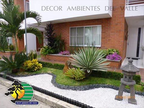 Ideas de jardines peque os decor ambientes del valle for Ideas para pequenos jardines