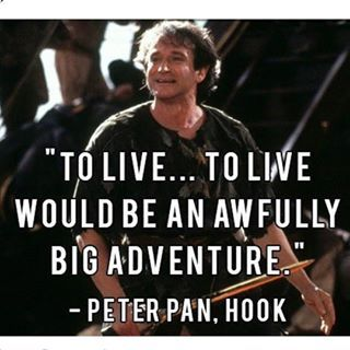 Yes Peter Yes Robin Williams Quotes Movie Quotes Inspirational Robin Williams Death