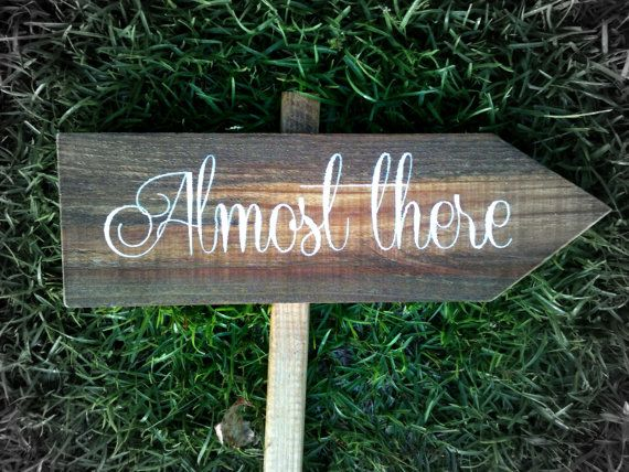 Not On The High Street Wedding Gifts: Best 25+ Wedding Direction Signs Ideas On Pinterest
