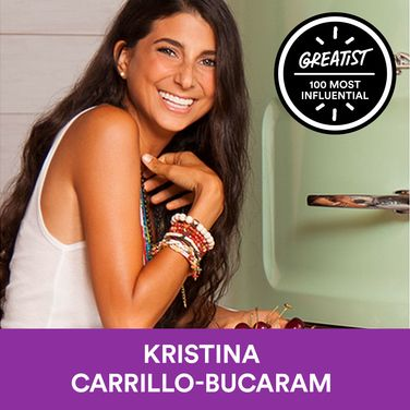 25. Kristina Carrillo-Bucaram #health #fitness #people #experts http://greatist.com/health/most-influential-health-fitness-people