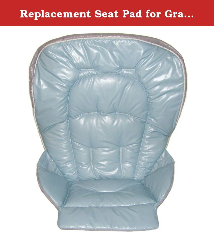 Replacement Seat Pad For Graco Tablefit High Chair Cushion Liner Cover Roan Replacement Seat Pad Cushion For The Graco Seat Pads Chair Cushions Booster Seat