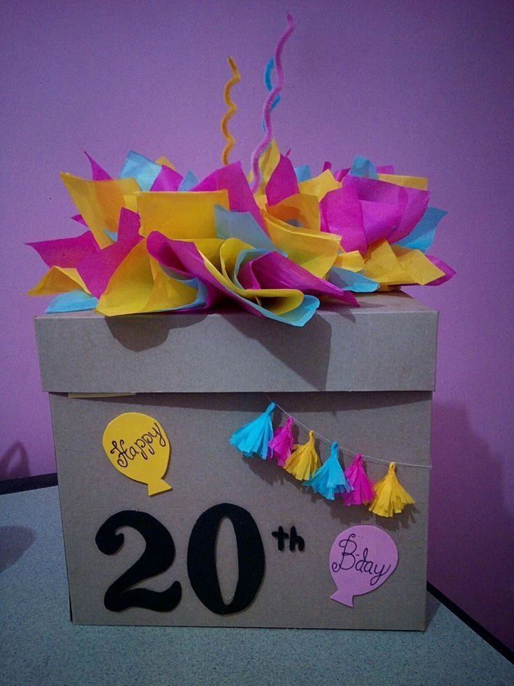 Photo of Valentines Day Gift Ideas PinWire: Caja para regalo sorpresa  Surprise box 20th …