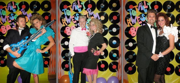 Kleider fur 80er party