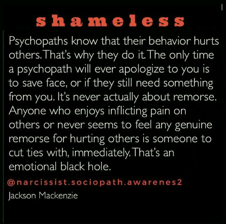 Dealing with a sociopath ex husband