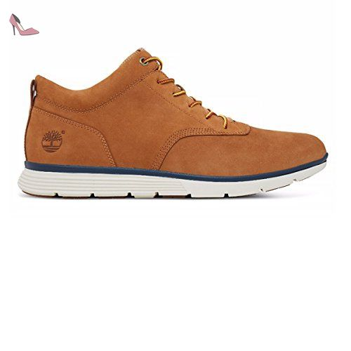 timberland brown basket