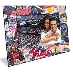 Philadelphia Phillies 4 Quot X 6 Quot Ticket Collage Picture Frame Picture Collage Collage Picture