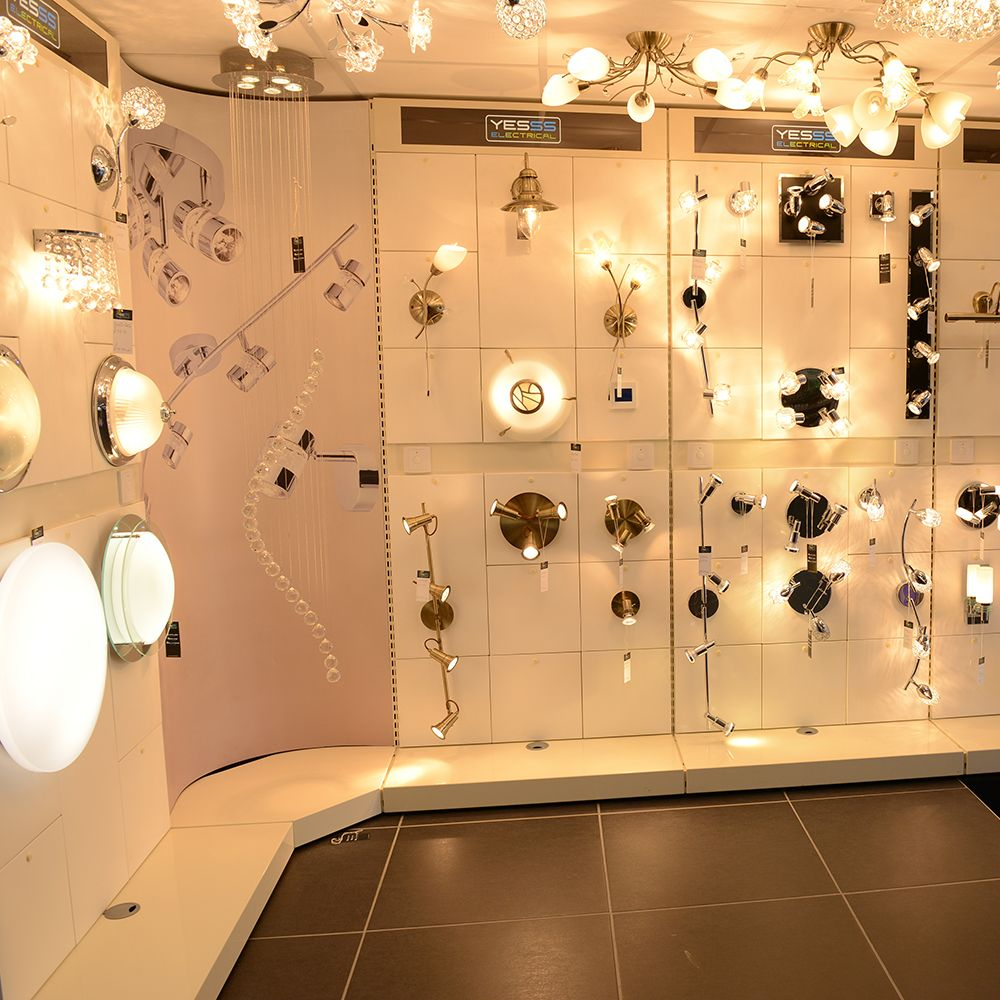 Yess Bathroom Lights here are our beautiful lighting showrooms from across the yesss uk