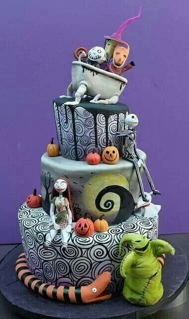 Pin by Ana Sánchez on Cakes  Cupcakes Pinterest Cake, Eat cake - halloween decorated cakes