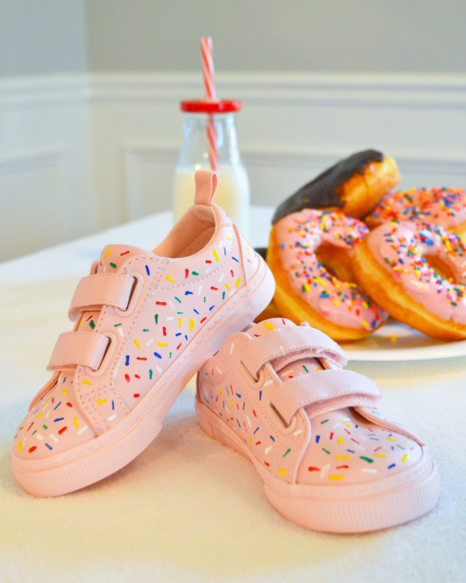 diy donut shoes | donut shoes, diy donuts and donuts