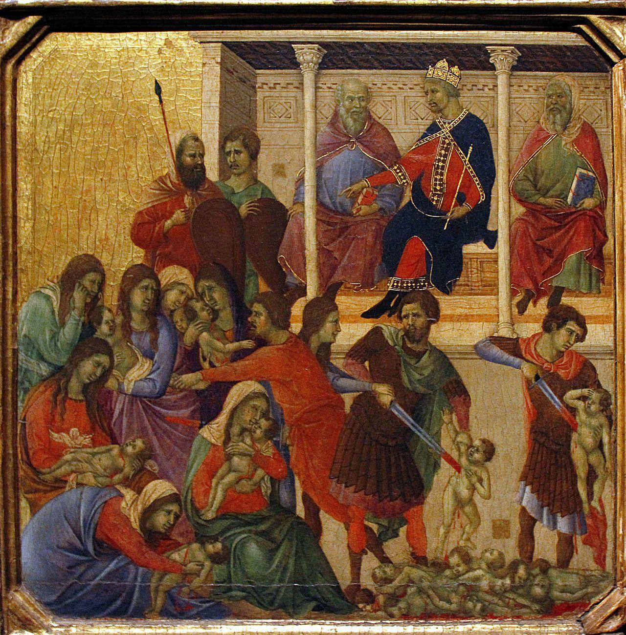 Que Significa La Fiesta De Los Santos Inocentes Historia De Los