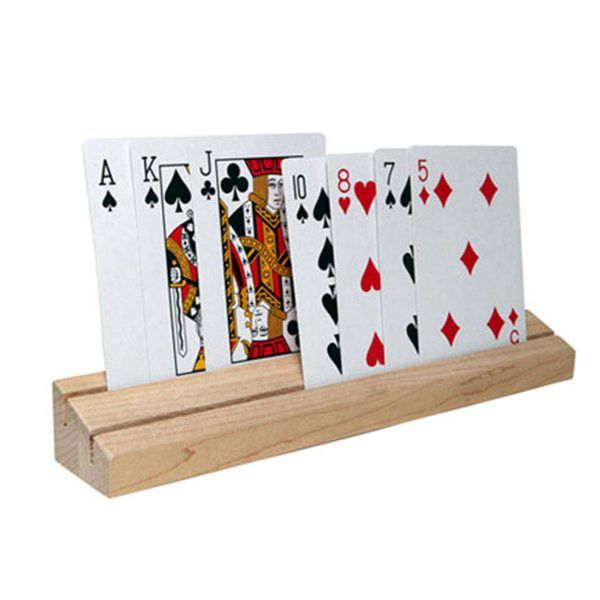 Idea Playing Card Holder Ideamobility Playing Card Holder Wood Crafts Kids Wood