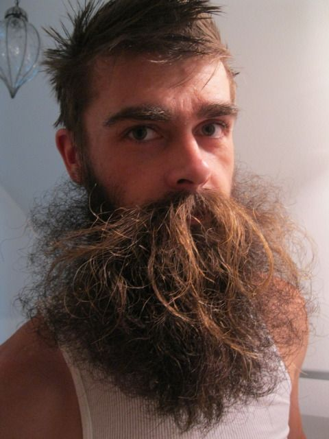 Terrific Wow Huge Beard Explosion Bushy Fluffy Puffy Long Mustache Hairstyles For Men Maxibearus