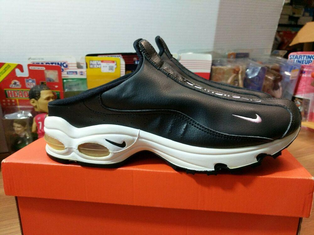 Rare Vntg (Sample?) 2004 Nike Air Max 95 Mule Wmns Size 10.5