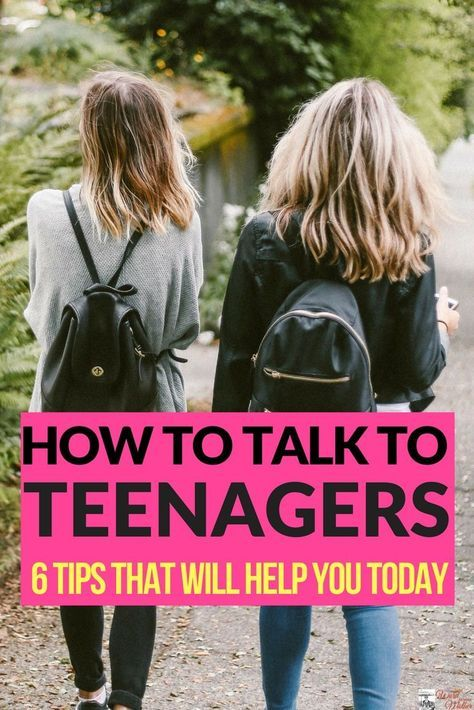 How To Talk To Your Teenage Daughter: 5 Tips That Help ...