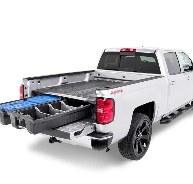 Chevy Silverado 1500 Decked truck bed, Truck bed, Truck