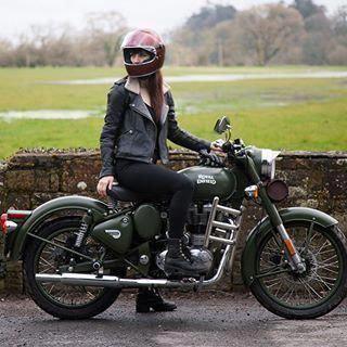 Photo of Royal Enfield Motorrad #Royalenfield