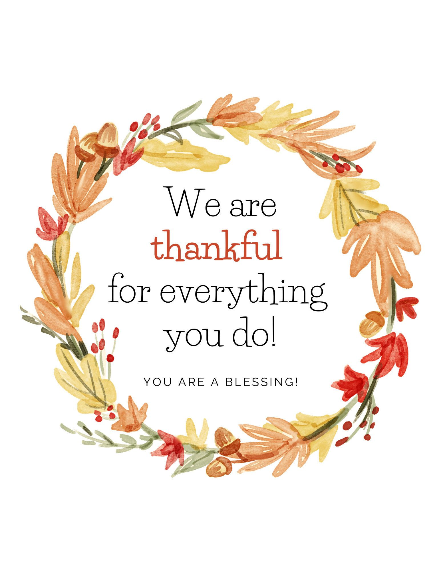 Pin On Thankful
