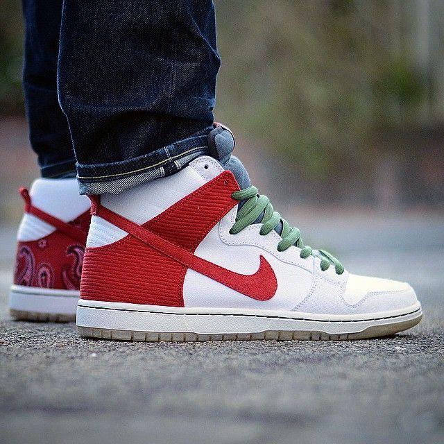 Nike Dunk High Pro Sb Cheech And Chong Hip Hop Outfits Nike Sneakers Nike