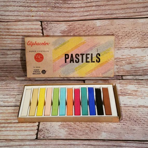 Check out this item in my Etsy shop https://www.etsy.com/listing/488789585/vintage-art-supply-alphacolor-pastels