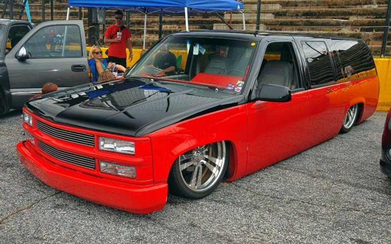 Lowered Suburban Google Search Custom Chevy Trucks Chevrolet