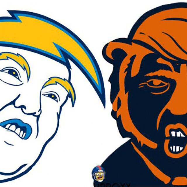 Make The NFL Great Again With Trump Tinged Team Logos - The Roosevelts